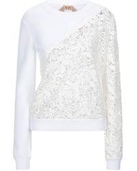 N°21 Pullover - Weiß
