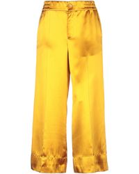Bally Trouser - Yellow
