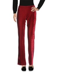 Lafty Lie Pantalone - Rosso