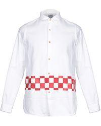 Visvim Camicia - Bianco