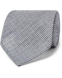 Rubinacci Cravate - Gris