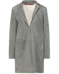 Frauenschuh Overcoat - Grey