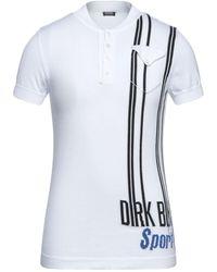 Dirk Bikkembergs Pullover - Blanco