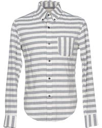 Band of Outsiders - Shirts - Lyst