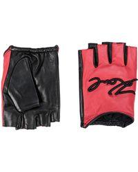 Karl Lagerfeld Handschuhe - Rot