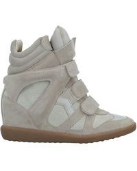 Étoile Isabel Marant High-tops & Sneakers - Natural