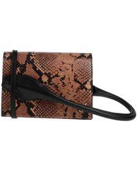 L'Autre Chose Handbag - Brown