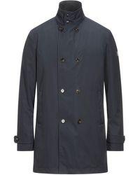 Paul & Shark Coat - Blue