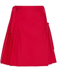 Title A - Knee Length Skirt - Lyst