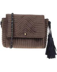 Sessun Cross-body Bag - Brown