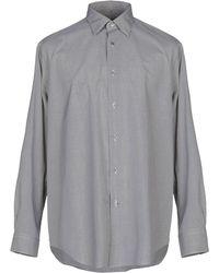 Pal Zileri - Shirt - Lyst