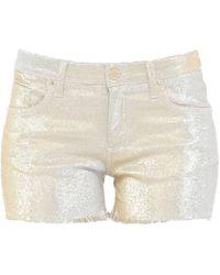 Frankie Morello Shorts - Metallic