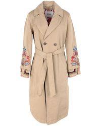 Bazar Deluxe Coat - Natural