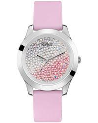 Guess Reloj de pulsera - Rosa
