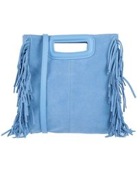 Maje Handbag - Blue