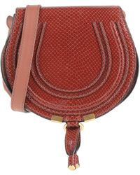 Chloé Cross-body Bag - Brown