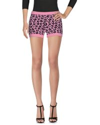 Boutique Moschino Shorts - Pink