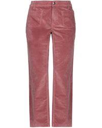 The Seafarer Hose - Pink