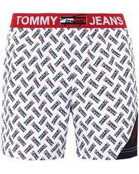 Tommy Hilfiger Swim Trunks - White