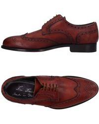 Fini Firenze - Lace-up Shoe - Lyst