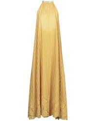 Suoli Long Dress - Yellow