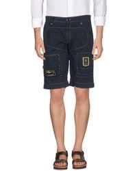 Aeronautica Militare Shorts & Bermudashorts - Blau