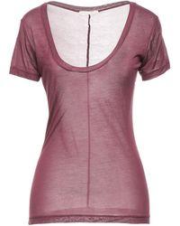 Alternative Apparel T-shirt - Violet