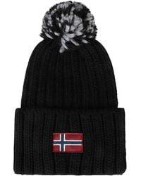Napapijri Hat - Black