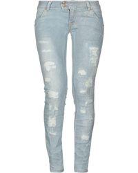 diseño de calidad 5cb57 7f776 Pantalones vaqueros - Azul