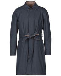 Paltò Overcoat - Blue
