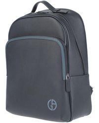 Giorgio Armani - Backpacks & Bum Bags - Lyst