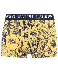 Polo Ralph Lauren Caleçon - Blanc