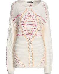 Antik Batik Sweater - White