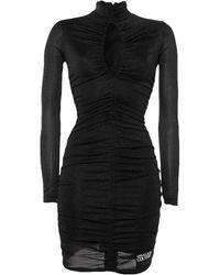 Versace Jeans Couture Vestito corto - Nero