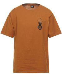 Stussy T-shirts - Braun