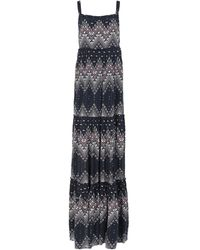 Pepe Jeans Long Dress - Multicolour