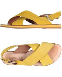 Carlo Pazolini Sandals - Yellow