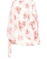 Majestic Filatures Mini Skirt - White