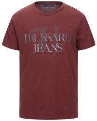 Trussardi T-shirt - Red