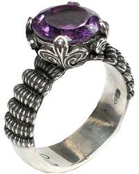 First People First Ring - Metallic