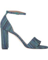 M Missoni Sandals - Green