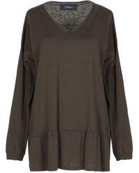 Blue Les Copains - Sweater - Lyst