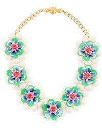 Shourouk - Necklaces - Lyst