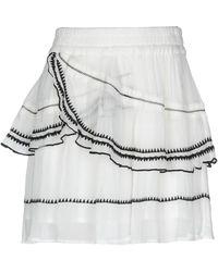 IRO Mini Skirt - White