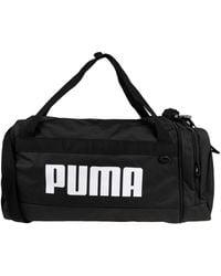 PUMA Travel Duffel Bags - Black