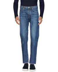 PS by Paul Smith - Denim Trousers - Lyst