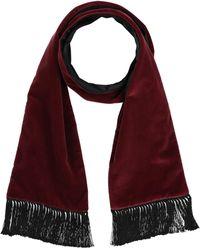 Dolce & Gabbana Schal - Rot