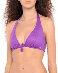 Fisico Haut de maillot plage - Violet