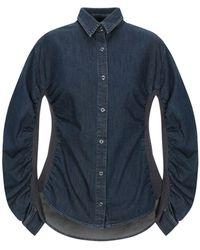 Stella McCartney Denim Shirt - Blue
