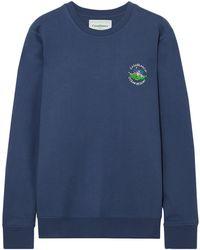 CASABLANCA Sweatshirt - Blue